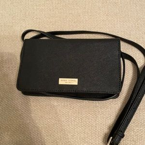 HB Black Crossbody/Clutch/Wallet